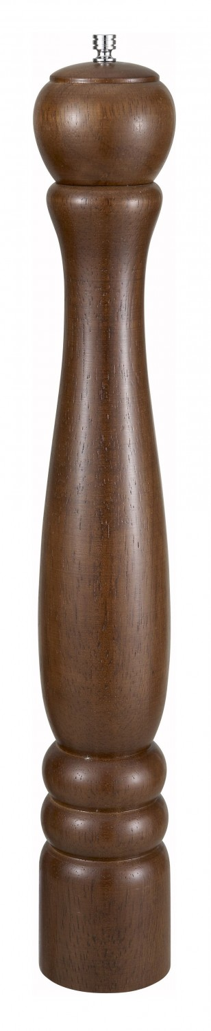 Winco WPM-18 Wood Pepper Mill 18""