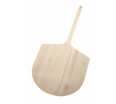 "Winco WPP-1642 Wooden Pizza Peel 16"" x 18"" Blade, 42"" OL"