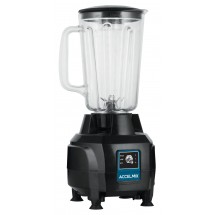Winco XLB-44 AccelMix Commercial Bar Blender 44 oz.