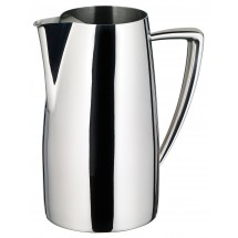 Winco Z-MC-WP64 Cadenza Monte Carlo Water Pitcher with Ice Guard 64 oz.