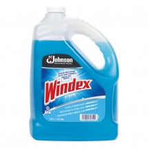 Windex Glass Cleaner with Ammonia-D, 1 Gallon, 4/Carton